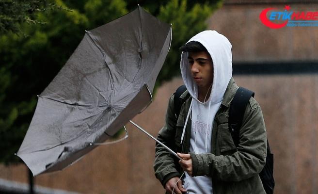 Marmara'da yarın kuvvetli fırtına bekleniyor