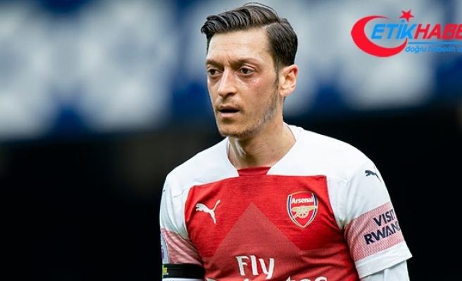 Mesut Özil: 'Fenerbahçe Türkiye'nin en büyük kulübü'