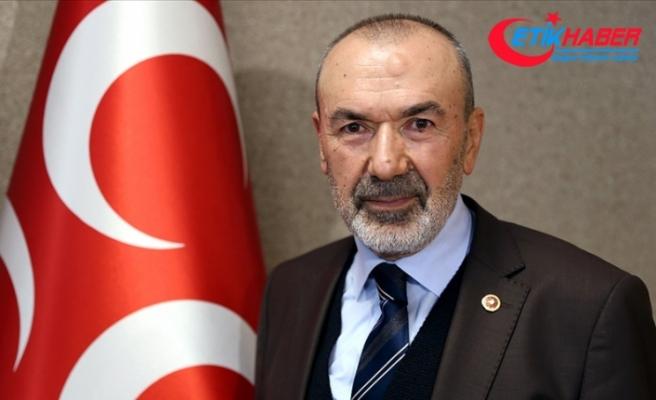 MHP'li Yıldırım: HDP'nin mücadelesi iktidara karşı değil, Türkiye'ye karşı