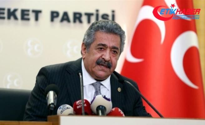 MHP'li Yıldız: Kılıçdaroğlu'nun bekleyen fezlekeleri görüşülerek dokunulmazlıkları kaldırılmalıdır
