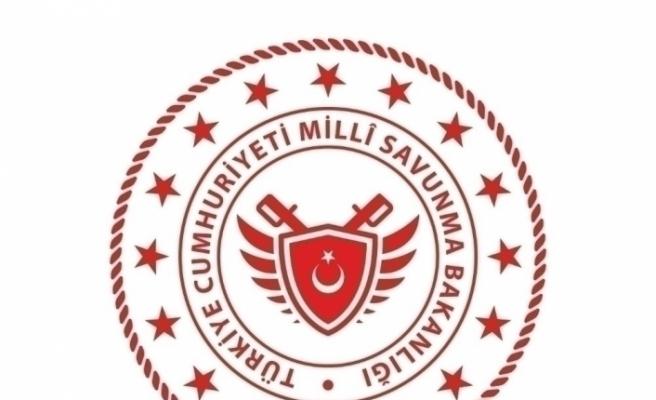 """MSB: """"Barış Pınarı bölgesinde 3 PKK/YPG'li terörist etkisiz hale getirildi"""""""