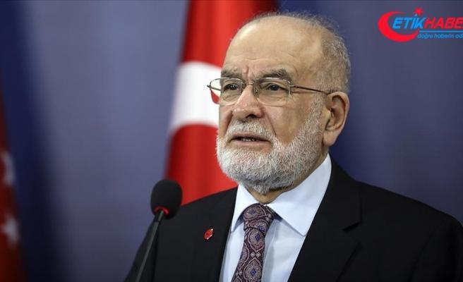 Saadet Partisi Genel Başkanı Karamollaoğlu: Teknoloji şirketlerinin verileri kullanması endişe verici