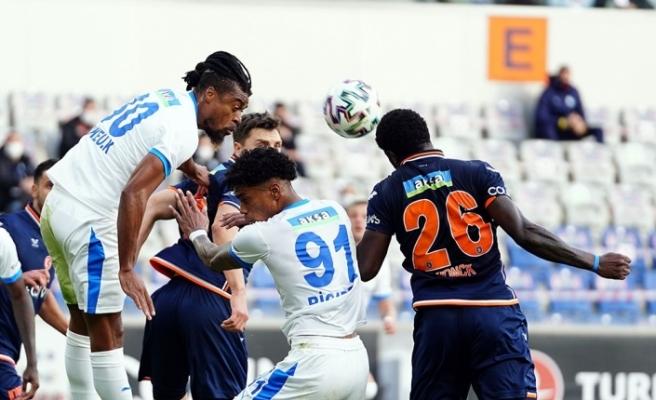 Süper Lig: Medipol Başakşehir: 1 - BB Erzurumspor: 0 (Maç sonucu)