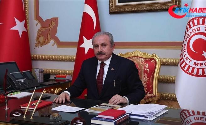 TBMM Başkanı Şentop'tan, Topbaş'ın vefatına ilişkin paylaşım