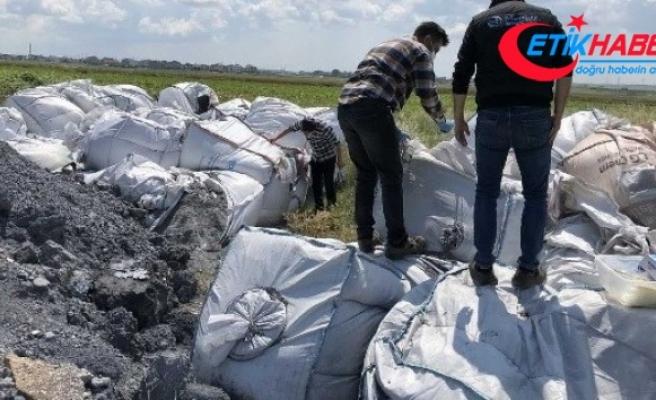 Tekirdağ'da çevreyi kirleten tesislere ceza yağdı: 10 milyon 283 bin lira ceza