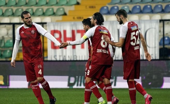 Trabzonspor, 37 sene sonra Karagümrük deplasmanında