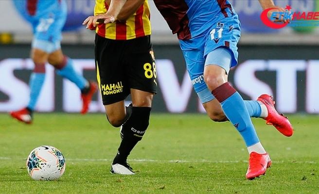 Trabzonspor ile Göztepe 25. randevuda