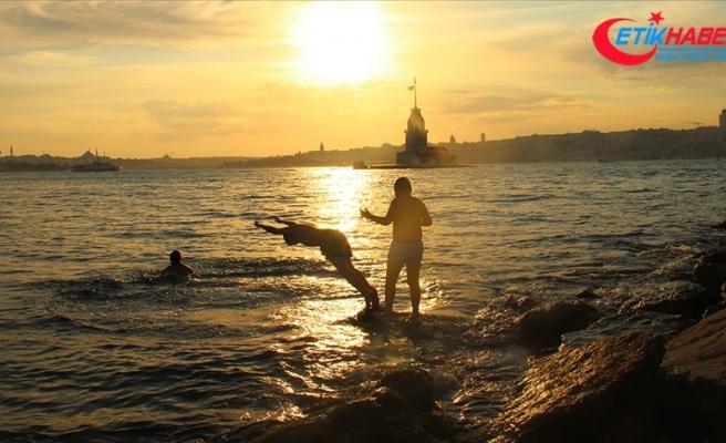 Türkiye'de son 50 yılın üçüncü en sıcak senesi 2020 oldu