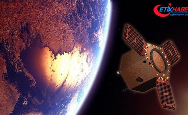 Türkiye'de üretilen ilk gözlem uydusu RASAT, Dünya'yı 50 bin 224 kez turladı