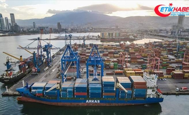 Türkiye'nin sanayi ihracatı 2020'yi zirvede tamamladı
