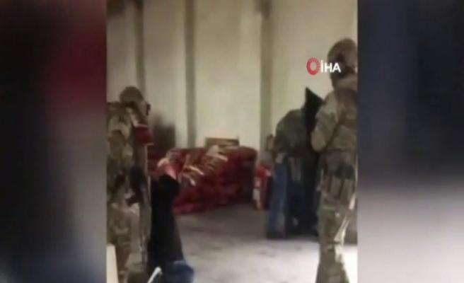 Ukrayna'da geniş çaplı uyuşturucu operasyonu: 4 Türk vatandaşı gözaltında
