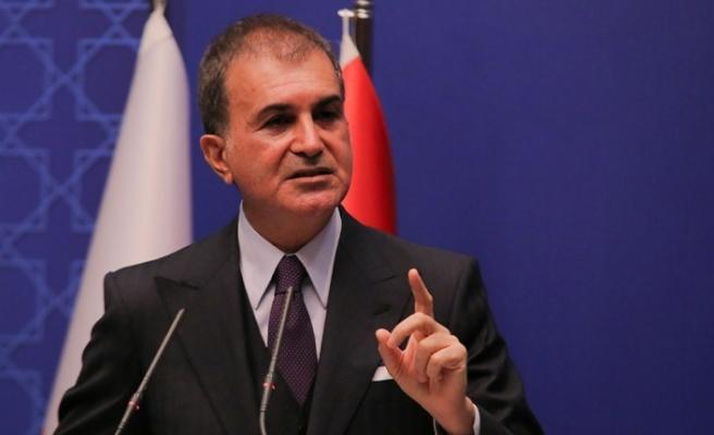 """AK Parti Sözcüsü Ömer Çelik: """"Muhalefet yerine düşmanlık üreten bir yaklaşım"""""""