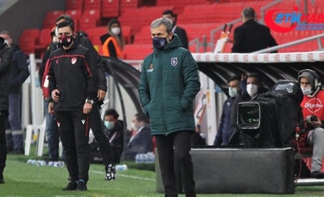 Aykut Kocaman: 'Başakşehir takımı gerçeklerle yüzleşmek zorunda'