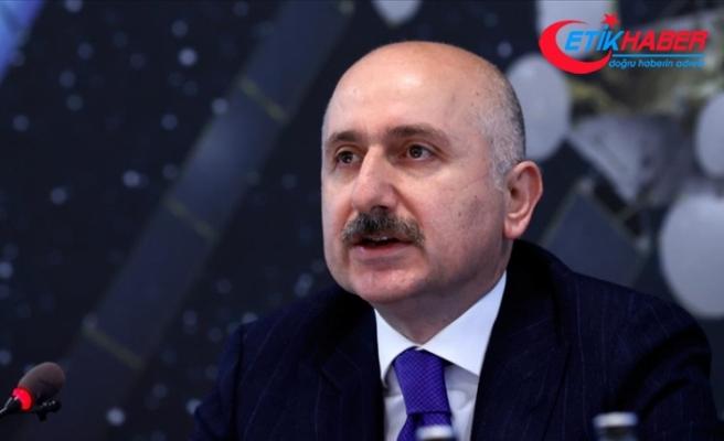 Bakan Karaismailoğlu: Türksat 5A yörünge testleri yapıldıktan sonra haziranda teslim alınacak
