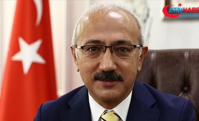 Bakan Elvan, bugün AB üyesi ülkelerin büyükelçileriyle görüşecek