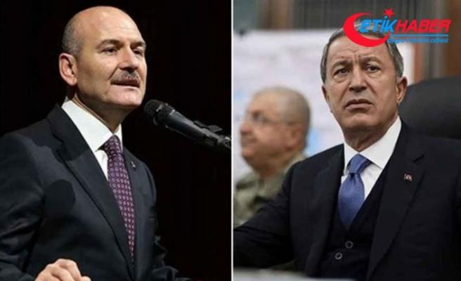 Bakanlar Soylu ve Akar, PKK'nın Gara'daki katliamı konusunda Kılıçdaroğlu ve Akşener'i bilgilendirecek
