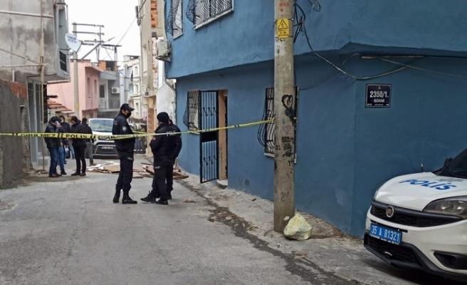 Boğazı kesilerek öldürülen kadının oğlu tutuklandı