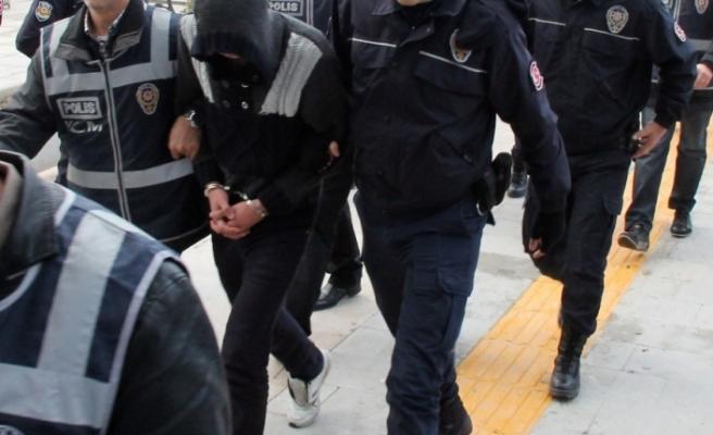Ağrı'da terör örgütü PKK/KCK operasyonu: 12 gözaltı