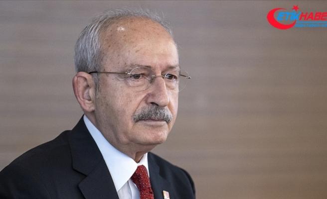CHP Genel Başkanı Kılıçdaroğlu, askeri helikopterin düşmesiyle şehit olan askerlerin ailelerine başsağlığı diledi