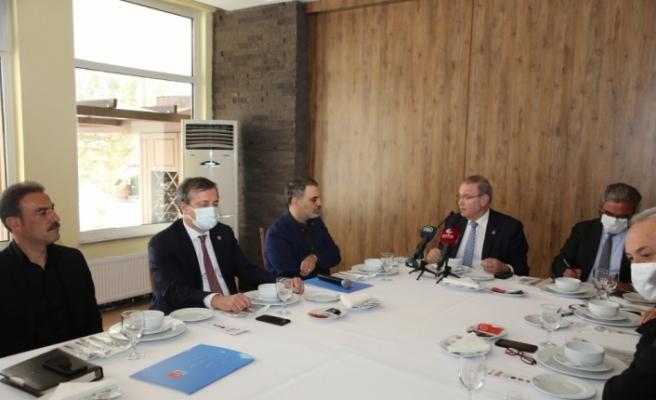 CHP Sözcüsü Faik Öztrak'tan döviz kuruna müdahalede şeffaflık çağrısı: