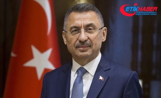 Cumhurbaşkanı Yardımcısı Oktay: Üç aylar, milletimiz ve tüm İslam alemi için çok önemli ve faziletli zamanlardır
