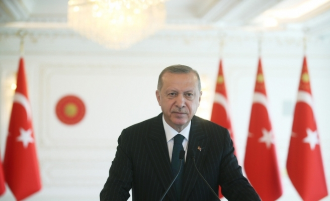 """Cumhurbaşkanı Erdoğan'dan 2021 yılının """"Ahi Evran Yılı"""" olarak kutlanmasına ilişkin genelge:"""
