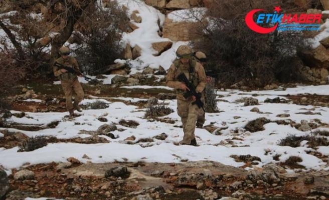 İçişleri Bakanlığınca 'Eren-11 Sehi Ormanları Operasyonu' başlatıldı