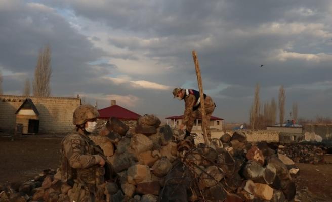 Iğdır'da jandarmadan terör operasyonu: 10 gözaltı
