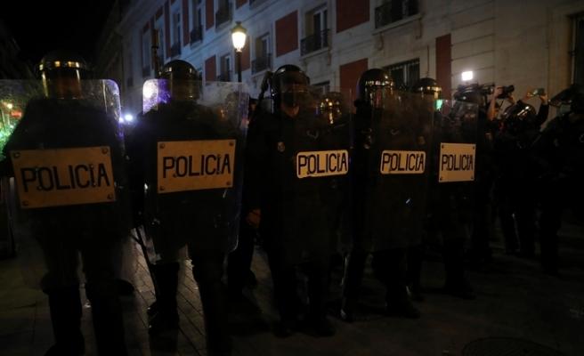 İspanya'da rapçi Pablo Hasel protestoları ikinci gününde