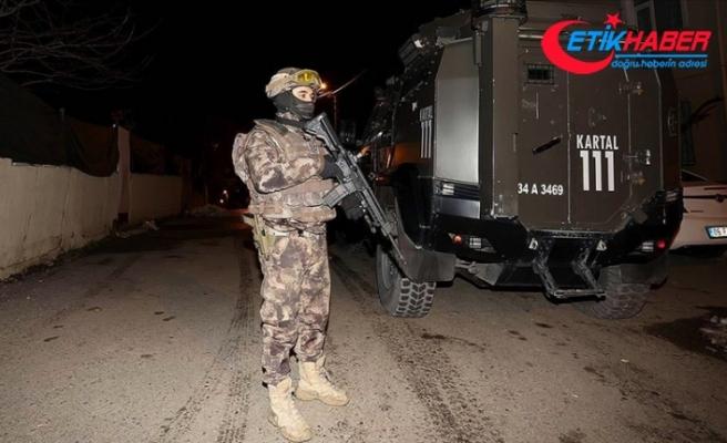 İstanbul merkezli uyuşturucu operasyonunda 37 şüpheli gözaltına alındı