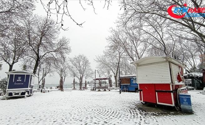 İstanbul'da kar yağışı nedeniyle yüz yüze eğitime 17 Şubat'a kadar ara verildi