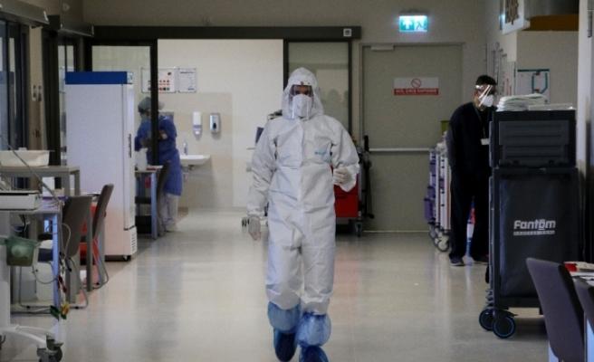 Türkiye'de son 24 saatte 8 bin 104 kişinin Kovid-19 testi pozitif çıktı, 78 kişi hayatını kaybetti