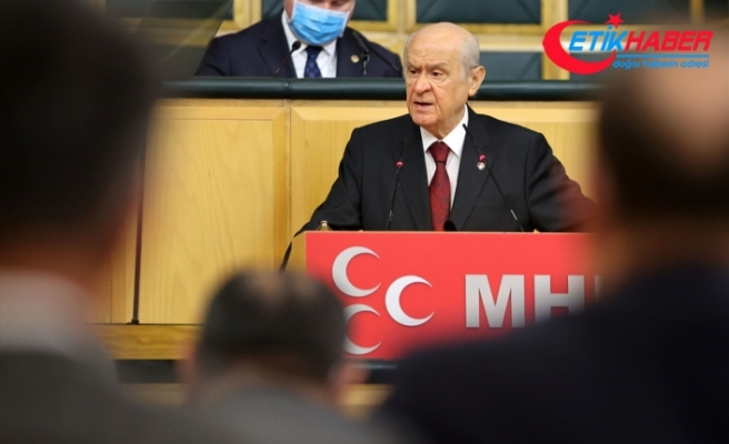 MHP Lideri Bahçeli: Türk gençliği heves değil nefestir
