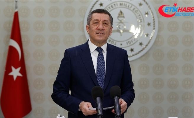 Milli Eğitim Bakanı Selçuk, Azerbaycanlı mevkidaşı Amrullayev ile görüştü