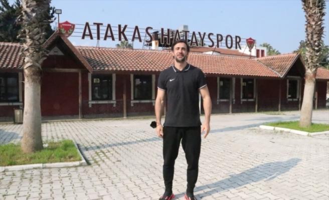 Ömer Erdoğan'ın hedefi Hatayspor'u ligde kalıcı hale getirmek