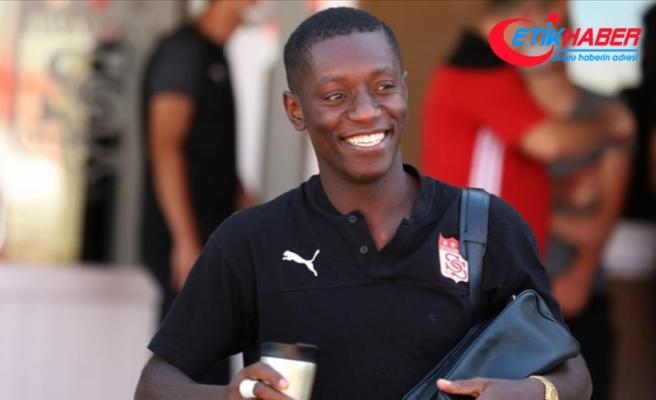Sivasspor'un en golcüsü Max Gradel