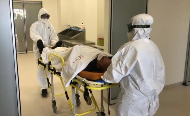 Son 24 saatte korona virüsten 90 kişi hayatını kaybetti