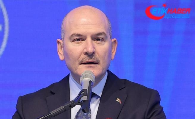 Soylu: (Gara'daki katliam) Sorumluluğu Cumhurbaşkanımızın üzerine yıkmaya çalışmak PKK'yı aklamaktır