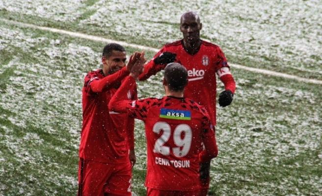 Süper Lig: Gençlerbirliği: 0 - Beşiktaş JK: 3 (Maç sonucu)