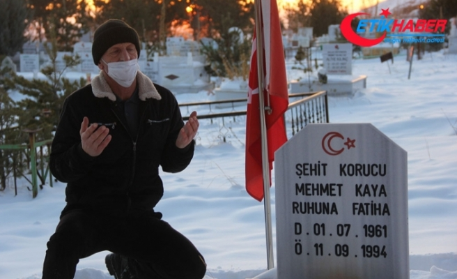 Terör örgütü PKK'nın hain köy baskınında üç kardeşini şehit verdi, HDP'nin kapatılmasını istiyor