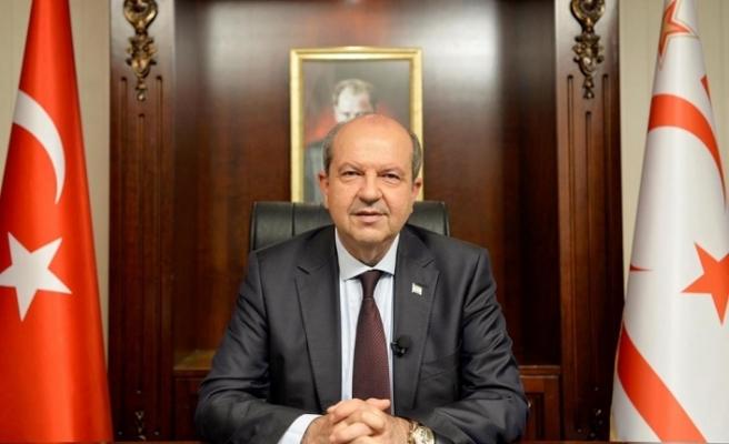 """""""Türk askerinin Kıbrıs'taki varlığı, egemenliğimiz ve siyasi eşitliğimiz kırmızı çizgilerimizdir"""""""