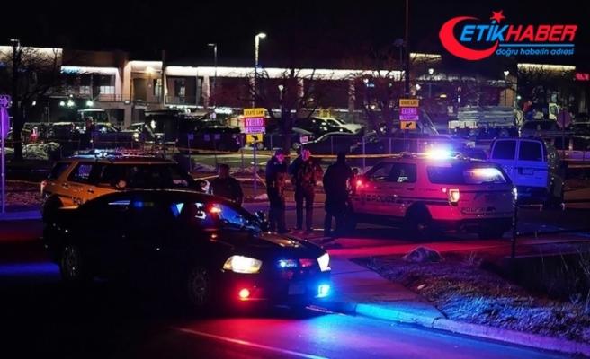 ABD'de 10 kişiyi öldüren saldırganın silahını olaydan 6 gün önce satın aldığı açıklandı