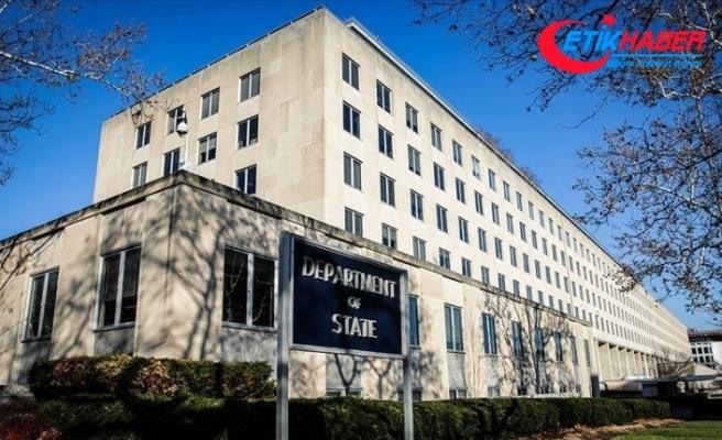 ABD Dışişleri Bakanlığından Çavuşoğlu-Blinken görüşmesine ilişkin açıklama yapıldı