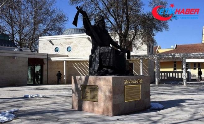 Ahi Evran, Yunus Emre ve Hacı Bektaş Veli'yi tanıtmak için 13 üniversite iş birliği yapacak