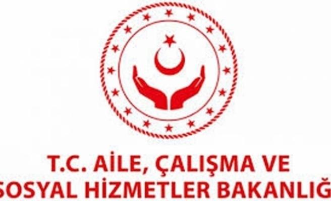 """Aile, Çalışma ve Sosyal Hizmetler Bakanlığından """"cinsel istismar"""" açıklaması"""