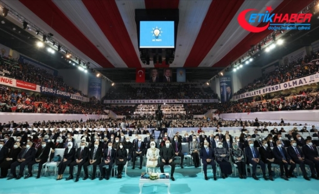 AK Parti MKYK'de 47 yeni isim yer aldı