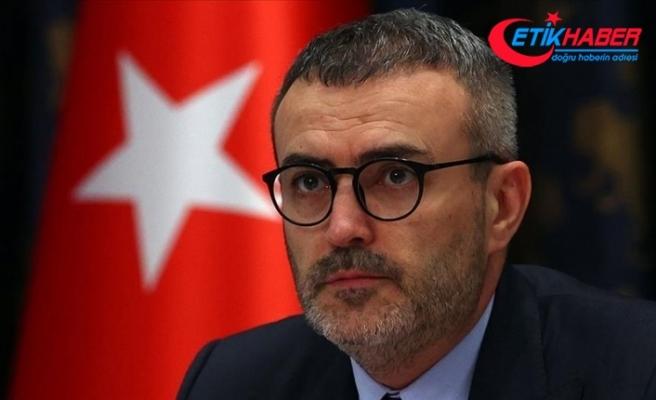 AK Parti Genel Başkan Yardımcısı Ünal: Cumhurbaşkanımız ekibiyle yeni bir düzenlemeye gidecektir