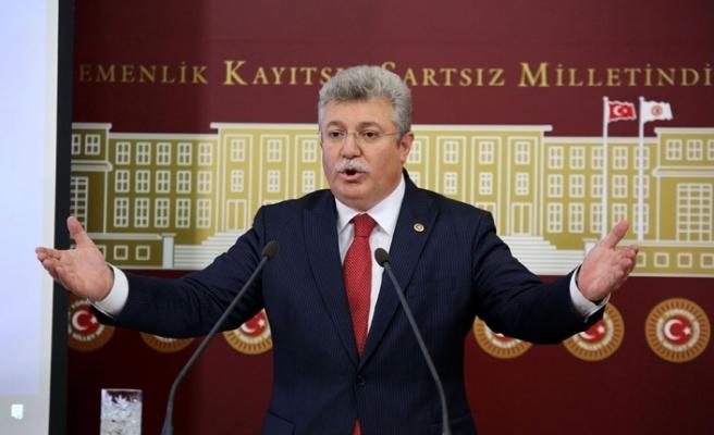 """AK Parti Grup Başkanvekili Akbaşoğlu: """"Hiçbir yetki gaspı yapılması söz konusu değildir"""""""
