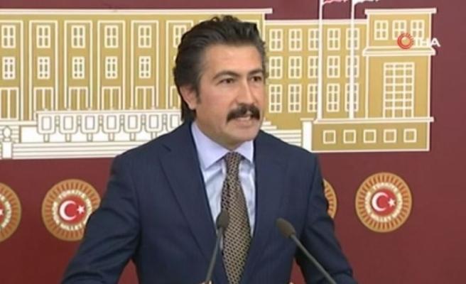 """AK Parti Grup Başkanvekili Özkan: """"HDP'yi seçimde sandığa gömüp tabela partisi haline getireceğiz"""""""