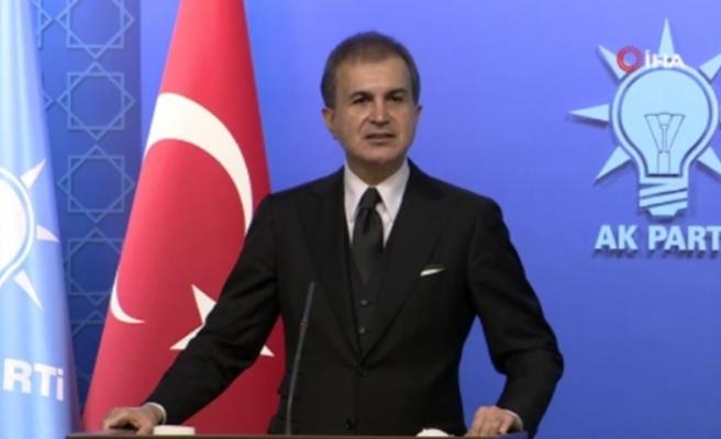 AK Parti'de yeni MKYK ilk toplantısını yaptı
